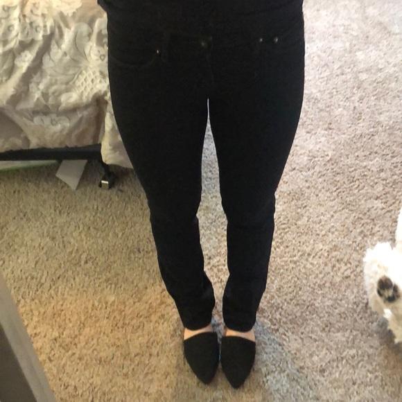 Levi's Denim - Black Levi's Bootcut Jeans size 4